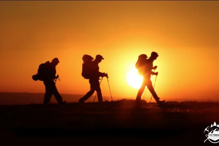 Scurt film motivațional românesc creat pentru amatorii de aventuri montane