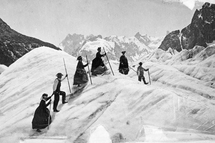 Alpinismul și originile sale. Cand a aparut pentru prima data idea de aplinism?
