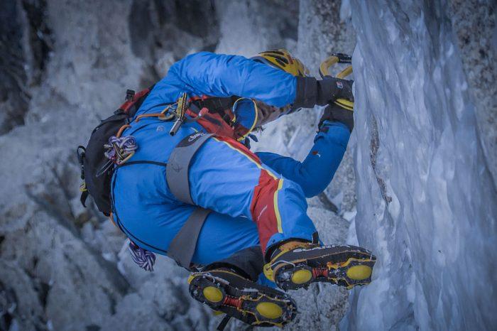 Markus Pucher a reușit prima cățărare în condiții de iarnă în stil solo pe masivul Aguja Guillaumet