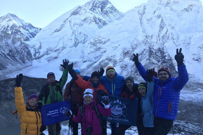 Cum să te antrenezi pentru o drumeție la Everest base Camp 5,364m?