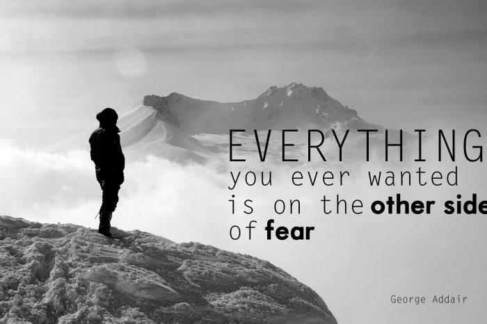 Tema pe munte: tipuri de teamă, avantaje și dezavantaje