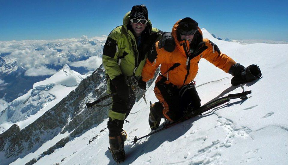 Nives Meroi și Romano Benet, o viață de cuplu traită la mare altitudine