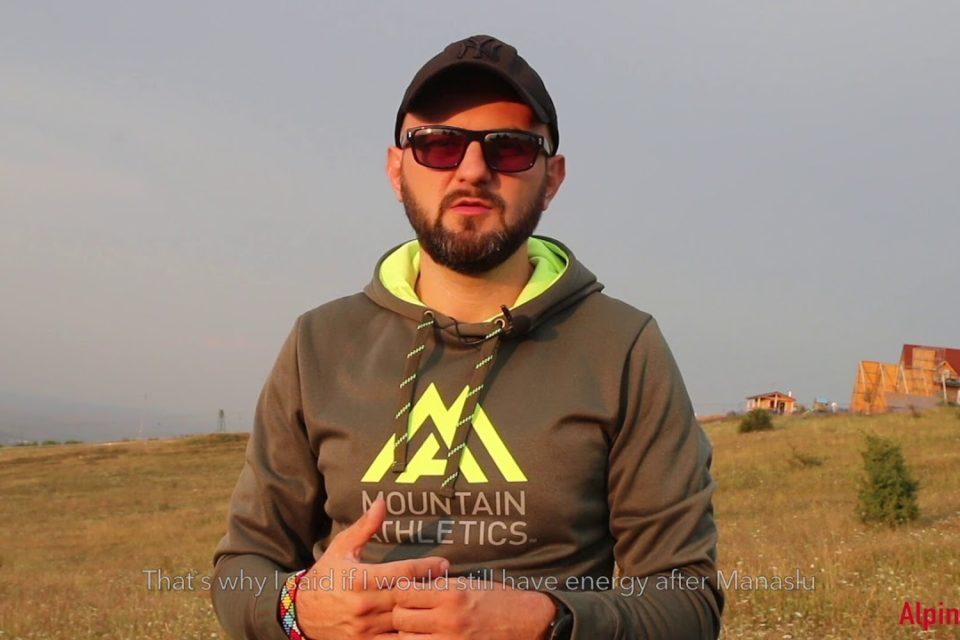 Interviu: expeditia pe Manaslu si Ama Dablam, cu Radu Albu