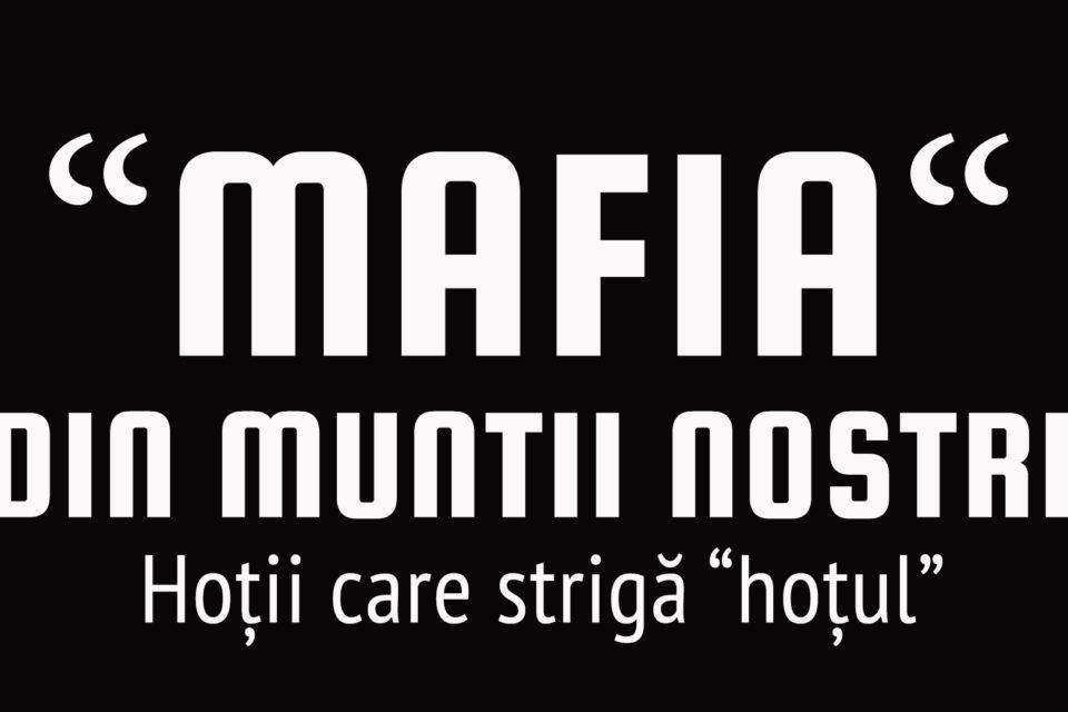 """Hotii care striga hotul"" Despre ""mafia"" din Muntii Romaniei!"